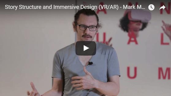 כנס VR שנתי - בניית ועיצוב העלילה במציאות מדומה