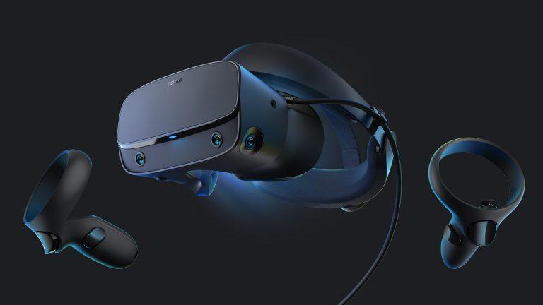 משקפי VR אוקולוס ריפט S