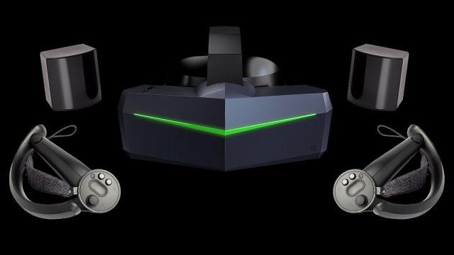 משקפי מציאות מדומה פיימקס